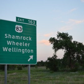 Is everything greener in Shamrock?