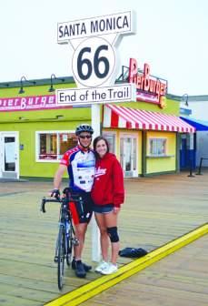 David & Addie Santa Monica