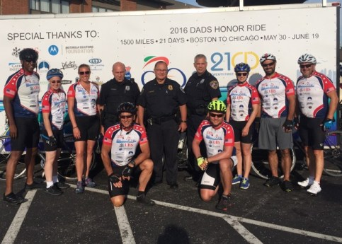 Dads Honor Ride Day 20