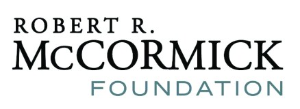 Robert R McCormick foundation logo