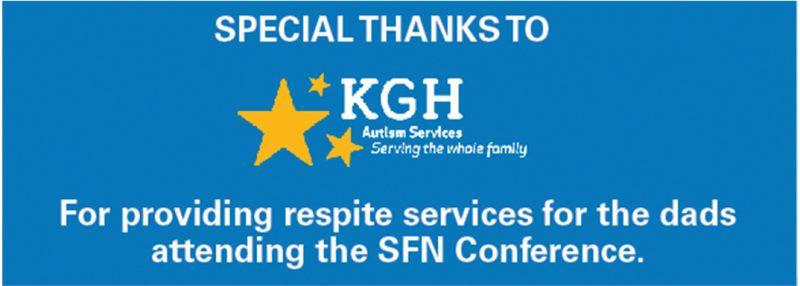 KGH Autisim Services logo