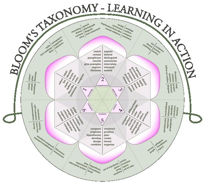 A New Taxonomy in Education (1/3)
