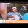 TV Fakery in Egypt: Al Jazeera crisis actor caught out on camera pretending to be wounded