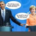 Ed Snowden Ready to Testify in Angela Merkel Phone Hacking Inquiry