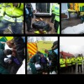 Greater Manchester Police Violence Against Fracking Protesters Turns Ugly This Week