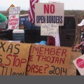 DHS Immigrant Dump-Off Stopped by Residents in Oracle, Arizona