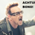 ACHTUNG BONO: U2 Singer 'Cheats Death' at 10,000 Feet in Private Learjet
