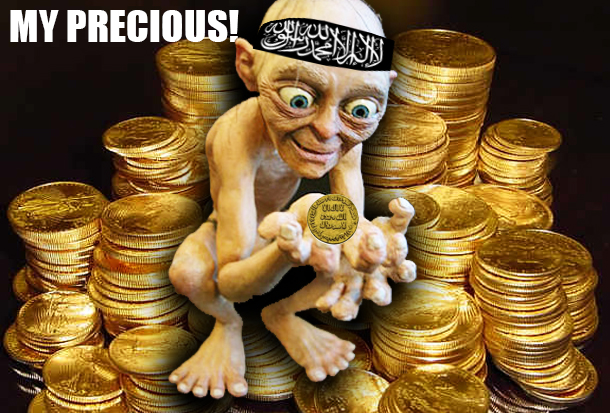 golden Dinar Islamic State