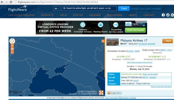 Updated-FlightAware-MH17-July-14-2014