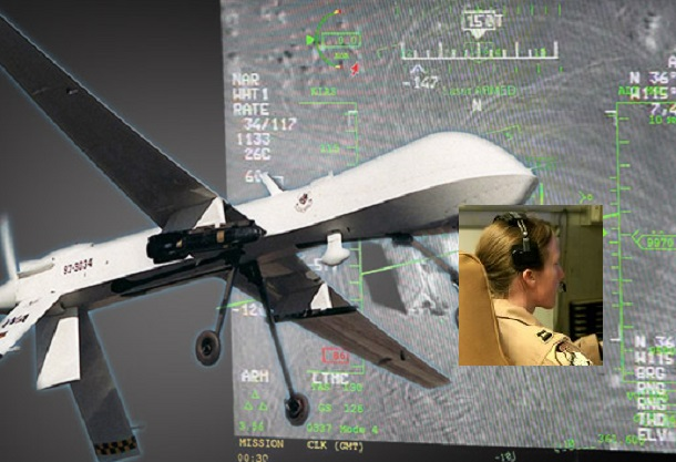 Drone Killing: Murder Without Trial for Victims and Perpetrators, From GoogleImages