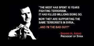 assad i am the bad guy