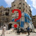 """Syria:  Russia and Syrian Government Deny Bombing of MSF """"Supported"""" Hospital in Aleppo"""
