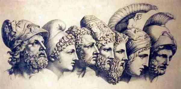 greek gods of war