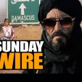 Episode #148 – SUNDAY WIRE: 'Another Road to Damascus' with guests Vanessa Beeley, Abdo Haddad, Brian Gerrish