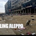On the Ground in Aleppo:  21WIRE Interviews Independent Correspondent in Aleppo, Syria