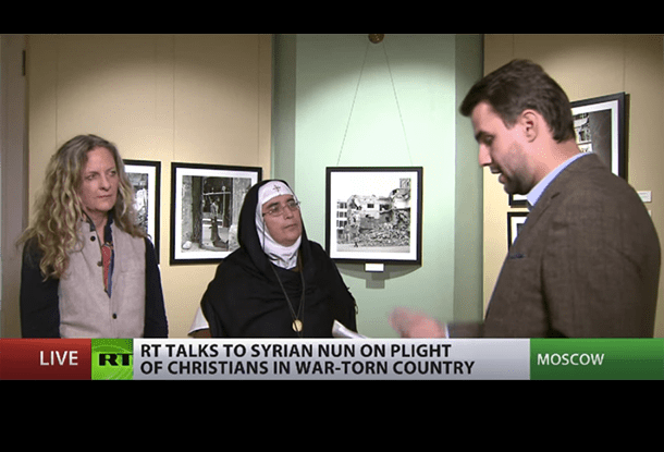 'Intl Community Still Financing, Protecting Terrorists' - Mother Agnes, Vanessa Beeley on Syria