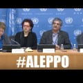 Aleppo Truth: Incredible Press Conference at the United Nations