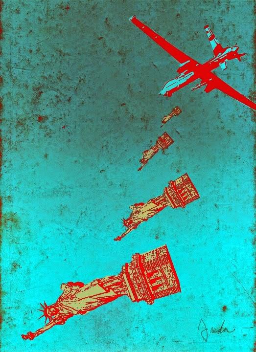 plane and liberty
