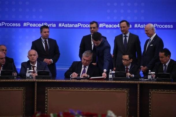 1 Astana Syria