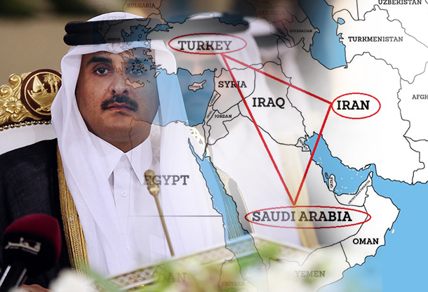 The Qatari Conundrum: A Saudi Message to Turkey and Iran