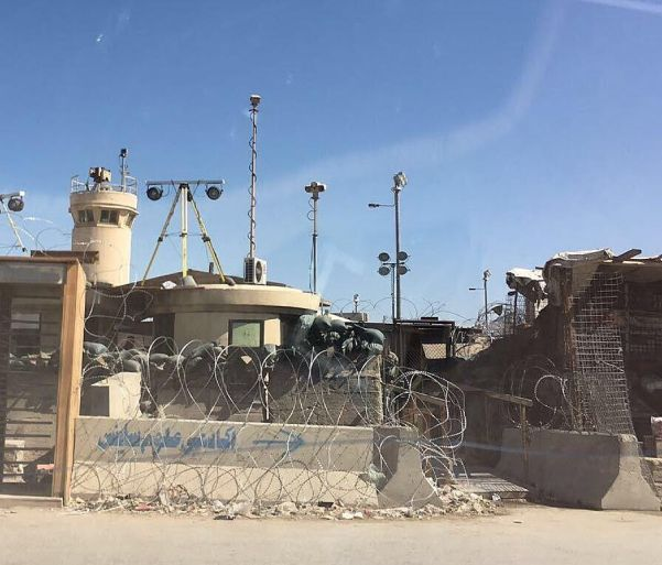 Aghanistan - US air force Bagrani base