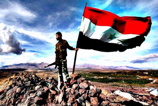 Syrian army victory