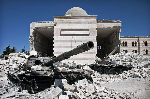 tank-syria