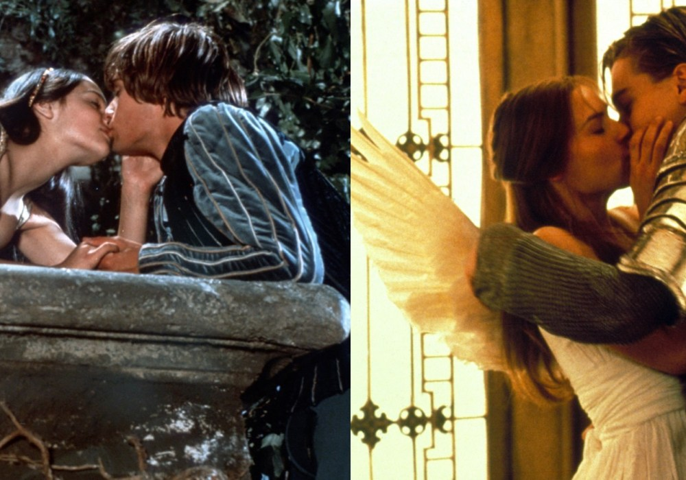 Romeo and Juliet, Baz Luhrmann, Franco Zeffirelli