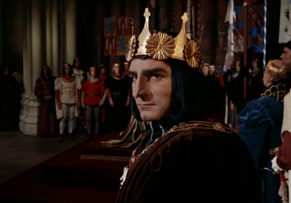 Richard III, adapting for the screen