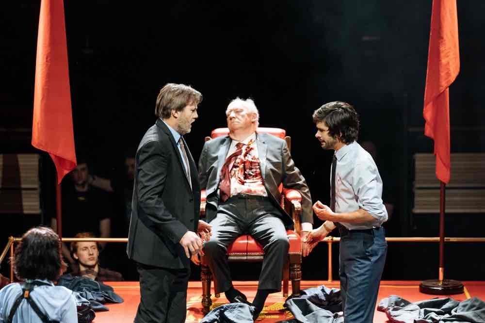 Ep. 23: Nicholas Hytner's <em>Julius Caesar</em> starring Ben Whishaw