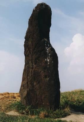V západní i severní Evropě stojí od pravěku tisíce velkých vztyčených kamenů, megalitů. Podobné, i když menší kameny stojí i u nás. U žádného z nich se však dosud archeologům nepodařilo prokázat, že skutečně pochází z pravěku. Až do loňského léta.