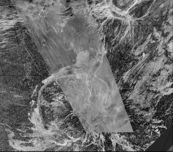 Vrcholy hor na Venuši pokrývá od výšky 2600 m látka pohlcující radiové záření s vysokou dielektrickou konstantou - tedy vodič nebo polovodič. Podle posledních výpočtů Laury Schaeferové a profesora Bruce Fegleyho, kteří vzali do úvahy termodynamická data a zastoupení prvků na Venuši, jde o směsný sulfid olovnatý a bizmutitý. Přesněji to samozřejmě bude známo až po odebrání vzorků a provedení elementární analýzy.