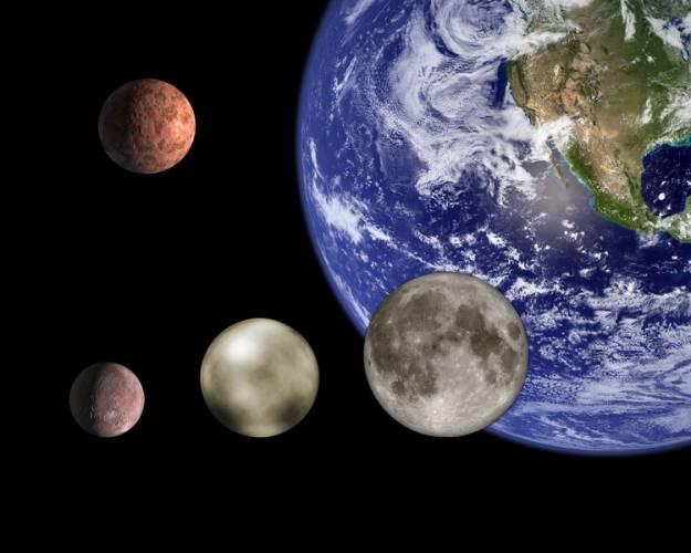 V polovině března byl oznámen objev nového velkého tělesa za dráhou Pluta. Že by se konečně našla 10. planeta sluneční soustavy? Předem musíme odpovědět: Ne. Ale tím není význam objevu nijak umenšen. Naopak: jedná se o těleso v mnoha ohledech zajímavější, než by byla »obyčejná planeta.