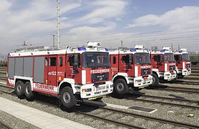 Záchranáři se často potýkají se situacemi, kdy standardní požární technika nestačí. A specifické situace zpravidla vyžadují specifickou techniku.