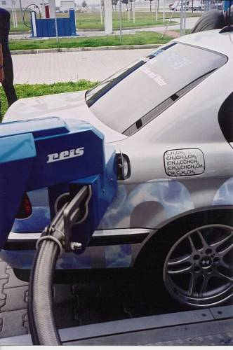 Vede cesta přes podchlazení? S rozvojem palivových článků, elektromobilů a hybridních automobilů se stále aktuálnější stává otázka skladování vodíku, který je nutný pro pohon těchto zařízení.