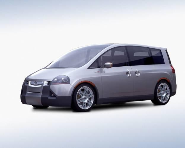 Značka Daewoo představila nový koncept. Model Flex si můžete přestavět podle vlastních představ na ložnici, kancelář nebo na kempinkové vozidlo.