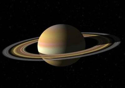 Astronomové nyní odhalili teplé místo na jižním pólu planety Saturn. Předpokládají, že se jedná o horký vír připomínající proudění vzduchu, které se objevuje i ve vyšších vrstvách zemské atmosféry.