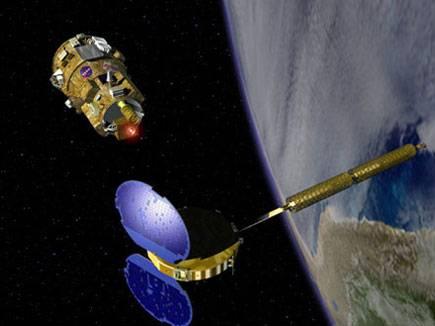 Problém s nedostatkem paliva předčasně ukončil misi amerického experimentálního satelitu DART za 110 milionů dolarů!