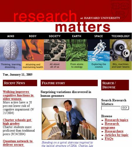 Žhavé stránky o vědě a technice. V tomto vydání měsíčníku 21. STOLETÍ vám opět přinášíme výběr zajímavých a poučných informačních zdrojů, které jsme pro vás nalezli na internetu.