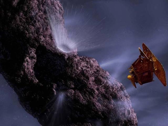 Horká aktualita! Právě dnes Američané slaví Den nezávislosti. Experti NASA kvůli tomu na dnešek naplánovali i speciální vesmírný ohňostroj!