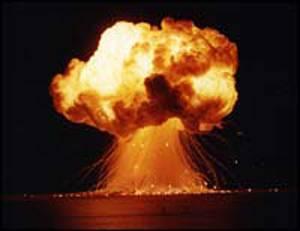 V sobotu 16. července uplynulo přesně 60 let od chvíle, kdy Američané poprvé úspěšně odzkoušeli atomovou bombu.