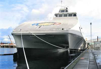Americké námořnictvo bude mít v budoucnosti k dispozici nové unikátní plavidlo s názvem Sea Fighter, rychlejší a hbitější loď než doposud.
