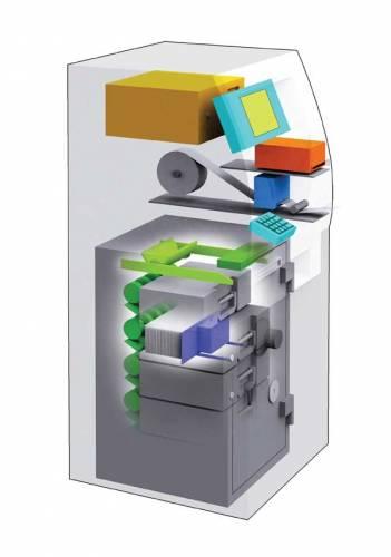 Bankomat je samoobslužné výplatní zařízení, které vydává držitelům platebních karet bankovky.