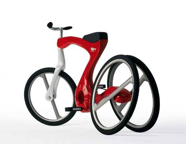 Většina z nás si možná ještě dodnes pamatuje na úspěchy i neúspěchy při své první samostatné jízdě na kole, kterou nejednou provázely ošklivé pády či odřená kolena. A v paměti zalovili i průmysloví designéři z americké univerzity Purdue.