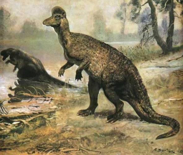 Když Steven Spielberg rozpoutal v roce 1993 po celém světě svým filmem Jurský park dinosauří mánii, málokdo věděl, že něco podobného zažila viktoriánská Anglie o 140 let dříve.