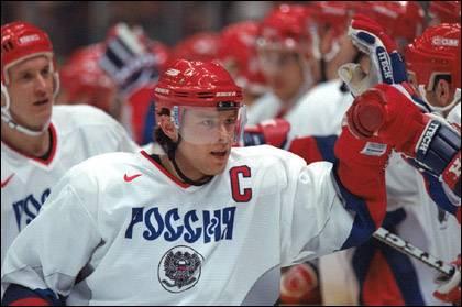 Turnaj v ledním hokeji na Zimních olympijských hrách už vlastně nemusí pokračovat. Počítač britské společnosti Sports Interactive celé klání nasimuloval a vítězem určil Rusko.