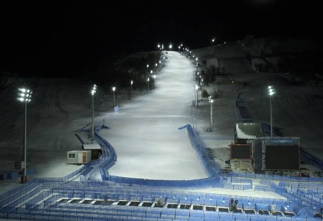 GE Energy zajišťuje pro XX. Zimní olympijské hry v Turíně dodávky energie, tepla a světla.