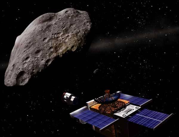 Vzorky hornin z Měsíce jsou zatím jediným materiálem, jaký jsme získali z jiných těles Sluneční soustavy. Tuto skromnou bilanci by mohla rozšířit japonská sonda Hayabusa. Jedním z členů jejího týmu je i Japonec, který pracoval v Čechách. Shinsuke Abe poskytl 21. STOLETÍ exkluzivní doplňující informace k letu sondy.