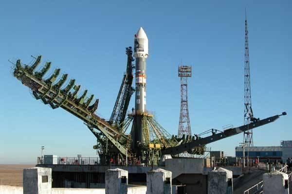 Na Bajkonuru bylo před startem rakety Sojuz rušno. Co vše bylo třeba udělat než sonda Venus Express vzlétla k Venuši?