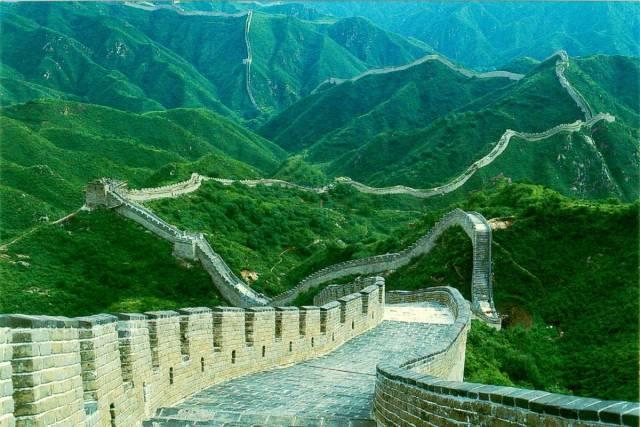 Jeden ze symbolů Říše středu, Velká zeď, se dočká detailního výzkumu. Například se konečně dozvíme, jak je celá zeď vlastně dlouhá.